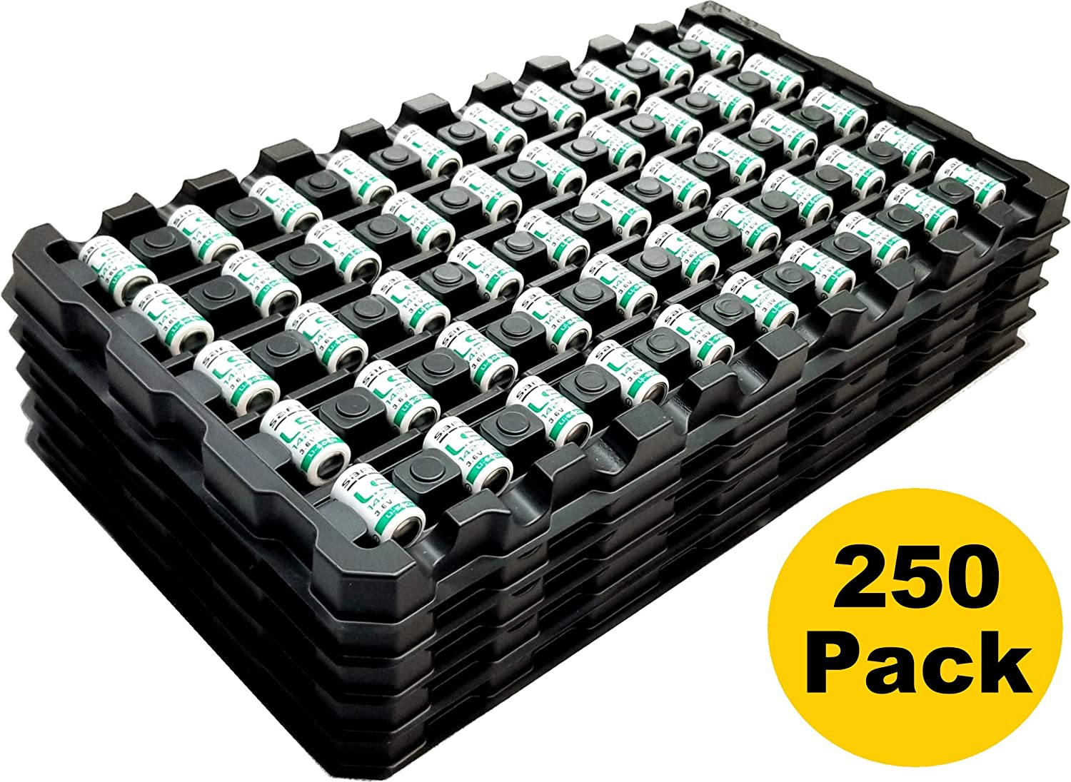 Saft LS-14250 1 2 AA Non 3.6V Lithium Sales of Ranking TOP1 SALE items from new works Rechargeable 250