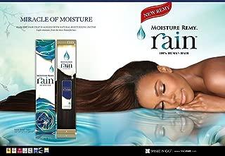 Moisture Remy Rain Human Hair Weave - Yaky (16 inch, 1B - Off Black) by Sensationnel