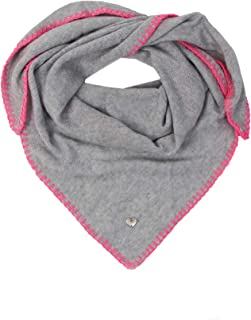 375f74b1a2d2e3 Zwillingsherz Dreieckstuch mit Kaschmir - Hochwertiger Schal mit Heckel  Rand für Baby-s Jungen und