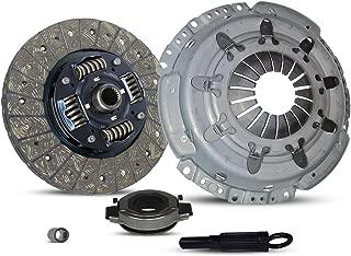 Clutch Kit Works With Sprung Nissan Sentra Altima Se-R Spec V Sl S Base Limited Edition Sedan 4-Door 2002-2006 2.5L l4 GAS DOHC Naturally Aspirated