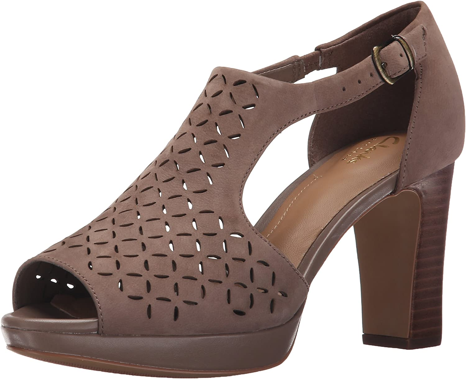 Clarks Women's Jenness Energy Dress Sandal