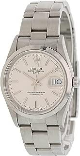 Rolex Date Automatic-self-Wind Male Watch 15200 (Certified Pre-Owned)