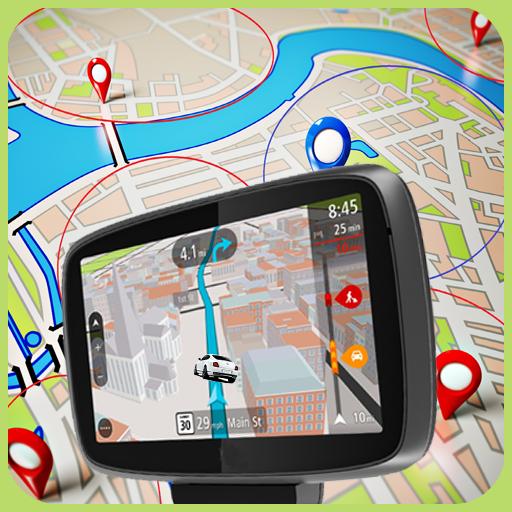 Gps navigation-maps route finder lo…