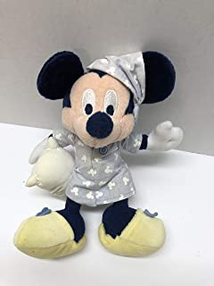 Disney Mickey Mouse in Nightshirt Pajamas with Pillow 9