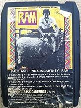 PAUL McCartney RAM 8 track tape Original Uncle Albert, Too Many People