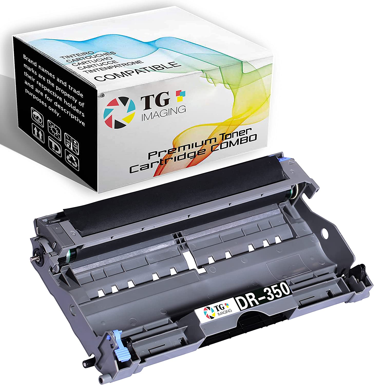 (Drum Only) TG Imaging Replacement for DR-350 DR350 Imaginge Drum Unit DR350(1xDrum) for HL-2030R HL-2040N DCP-7020 DCP-7025 MFC-7225N MFC-7420 MFC-7820D Printer