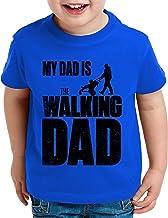 The Walking Dad Camiseta para niños Dead