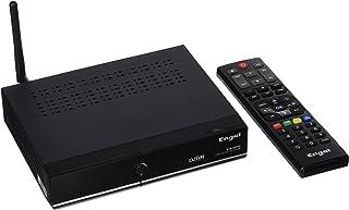 comprar comparacion Engel RS8100HD - Receptor satélite de sobremesa (Full HD, PVR, Lector Conax, WiFi, USB 2.0, HDMI, DVBS2, 1 tunner) Color N...