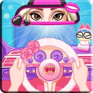 Ice Queen Car