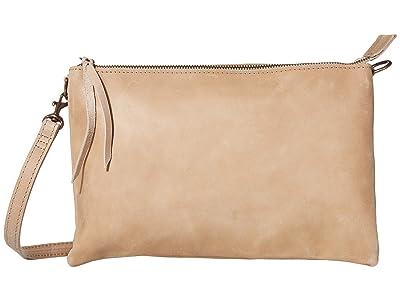 ABLE Martha Crossbody (Fog) Handbags