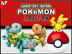 Clip: Lego Set Builds Pokémon - Artifex