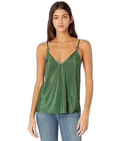 BCBGeneration Sleeveless V-Neck Cami Knit Top SB1SX5T02 (Palm) Women