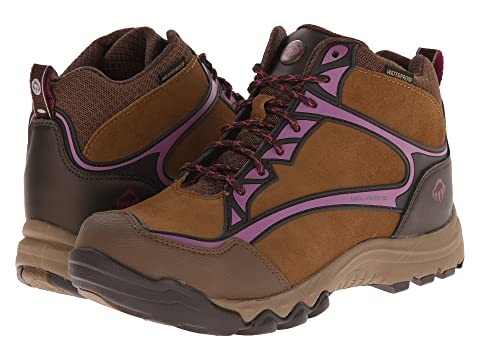 Wolverine Fairmont Mid-Cut PC Dry Waterproof Steel-Toe Hiker