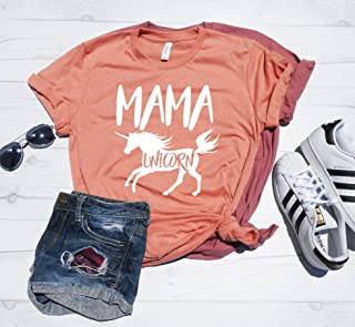 Best unicorn mom shirt Reviews