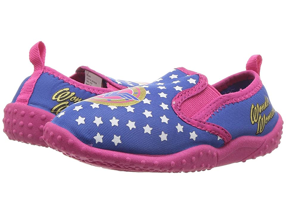 Favorite Characters Wonder Womantm Slip-On (Toddler/Little Kid) (Pink) Girls Shoes