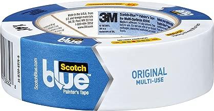 ScotchBlue Original Multi-Surface Painter's Tape, 1.41 inch x 60 yard, 2090, 12 Rolls