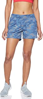 Columbia Women's Silver Ridge Printed Pull On Short Shorts