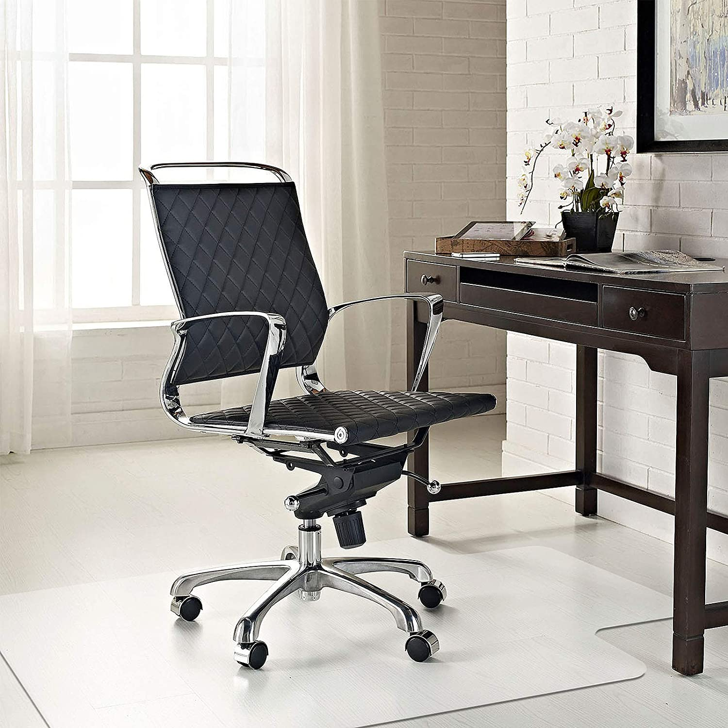 Azadx Office Chair Mat All items free shipping for Chai Hardwood Hard Clear Floor Year-end annual account