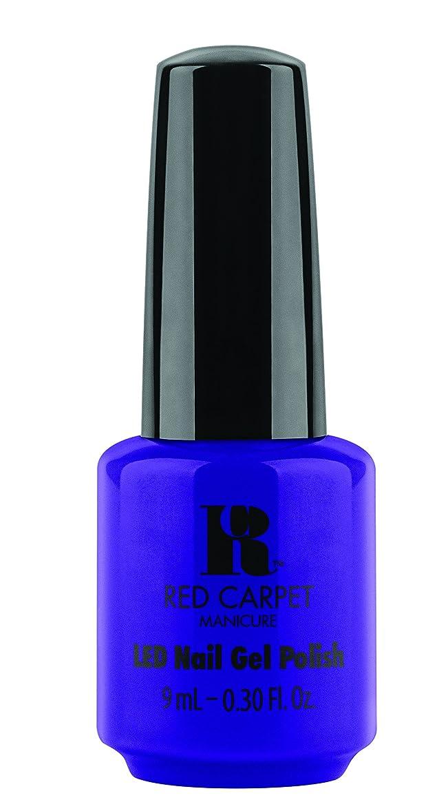 ローン何故なの休戦Red Carpet Manicure - LED Nail Gel Polish - Re-Luxe A Little - 0.3oz/9ml