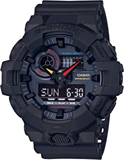 [カシオ] 腕時計 ジーショック Black ×Neon GA-700BMC-1AJF メンズ ブラック