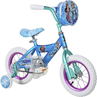 "12"" Snow Queen Bike with Training Wheels"
