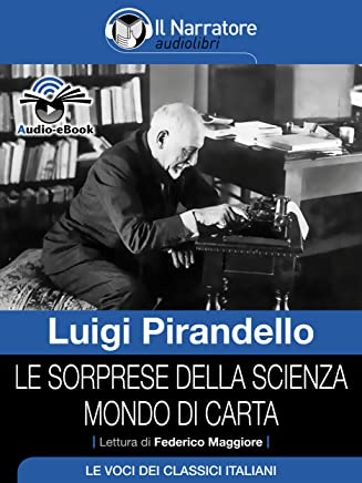 Le sorprese della scienza – Mondo di carta (Audio-eBook)