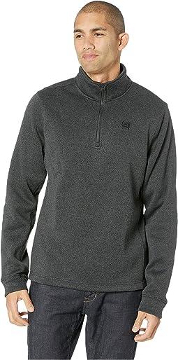 1/4 Zip Pullover