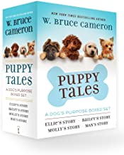 Puppy Tales: A Dog's Purpose 4-Book Boxed Set: Ellie's Story, Bailey's Story, Molly's Story, Max's Story (A Puppy Tale)