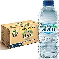 زجاجة مياه شرب من العين، 24 ×330 مل