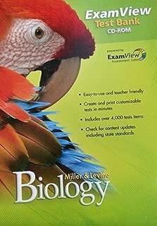 miller levine biology test bank