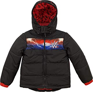 Boys' Authentic Character Winter Puffer Jacket with Hood