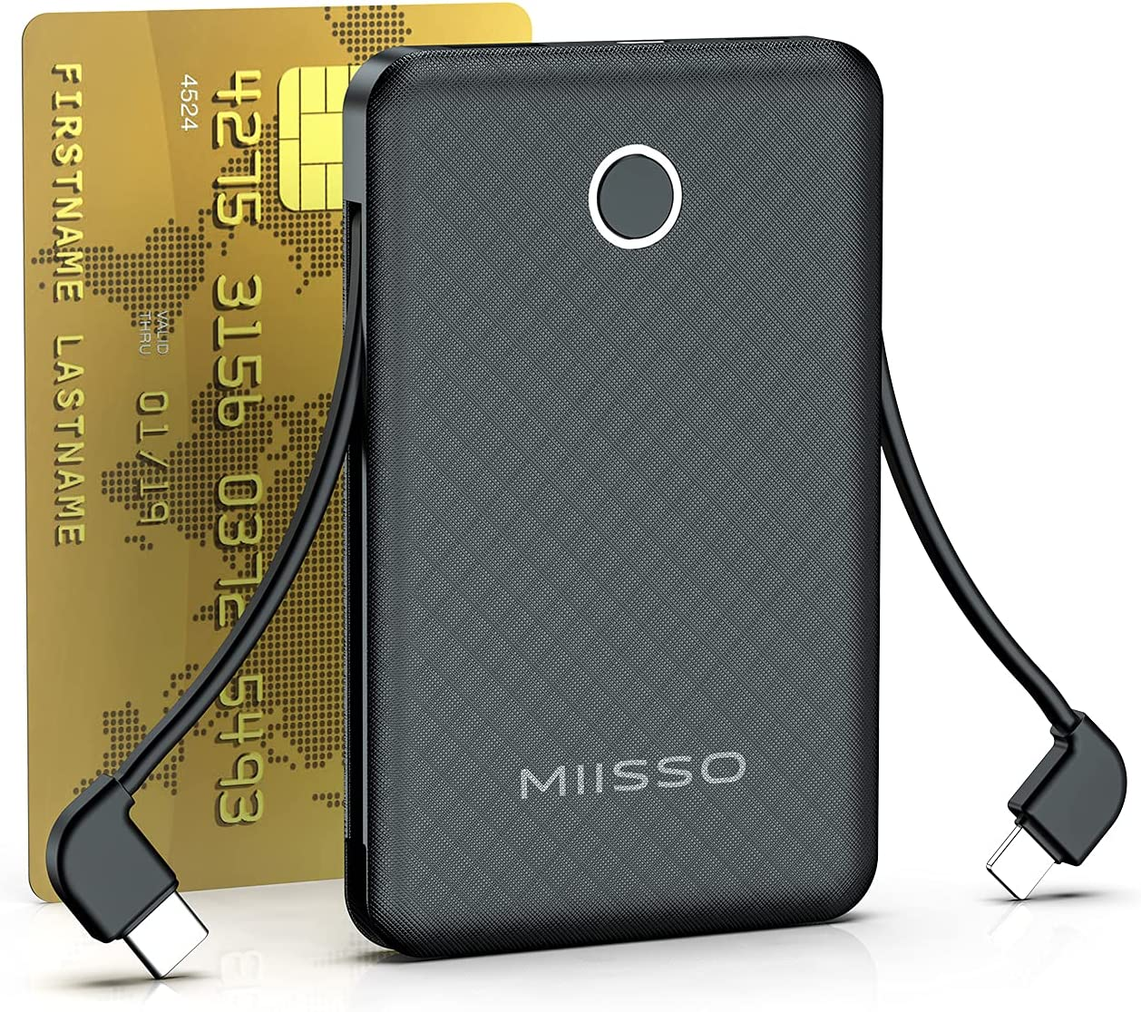 External Max 46% OFF Portable Battery lowest price Charger for Phone Built Cell 6000mAh