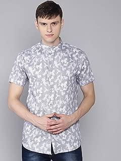 The Good Folks Men Slim Fit Casual Shirt