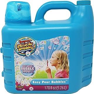 Super Miracle Bubbles Solution, 178 Oz (5.26 Liters) Bottle