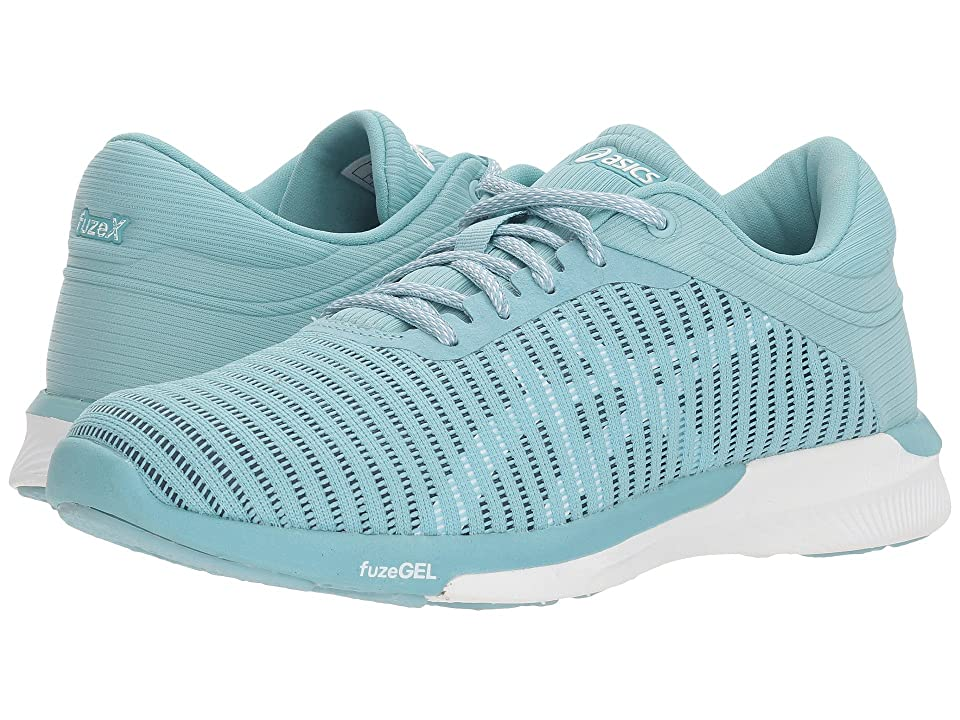 ASICS fuzeX Rush Adapt (Porcelain Blue/White/Smoke Blue) Women