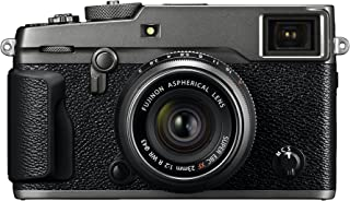 Fujifilm X-Pro2 Graphite with Graphite XF23mm F2 lens
