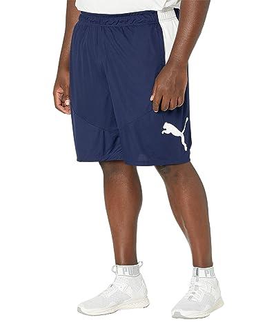 PUMA Big Tall Cat Shorts (Peacoat) Men