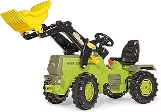 Rolly Toys rolly Farmtrac MB 1500 für Kinder von 3 bis 8 Jahren, Sitz verstellbar, Flüsterreifen 046690