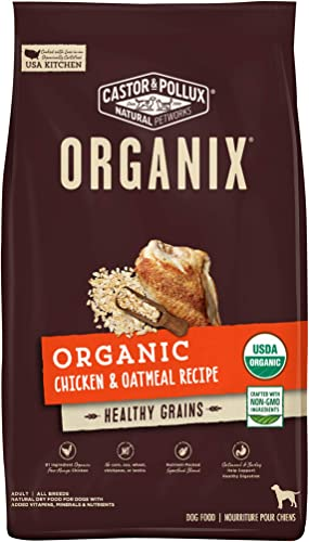 wholesale Castor & Pollux Organix Dry Dog Food discount Organic 2021 Chicken Recipe outlet online sale
