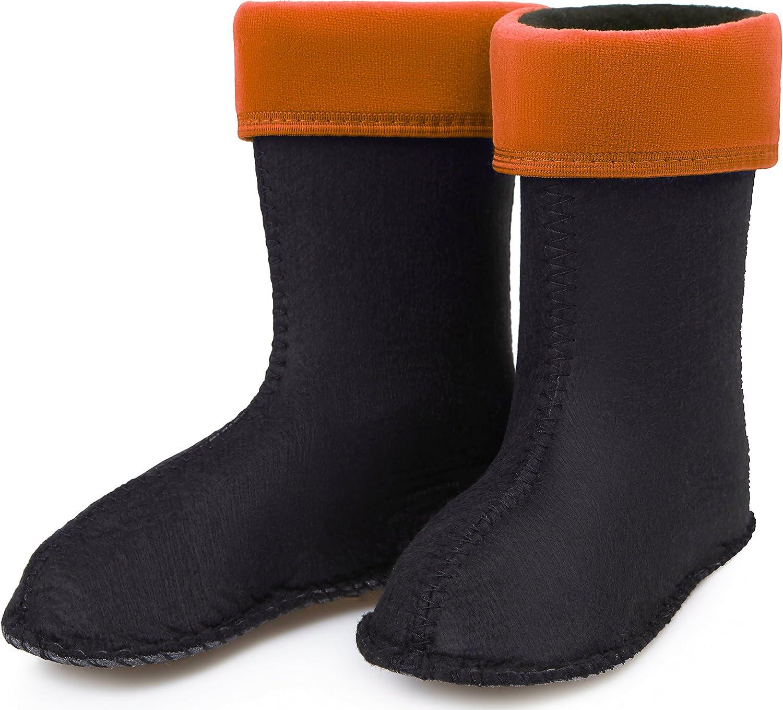 Ladeheid Childrens EVA Extra Light Wellington Boots Rainy Wellies Rain Boots KL050