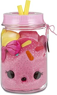 Num Noms Surprise in A Jar- Cake Bear Plush, Multicolor