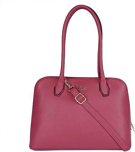 Rigel Lg Dome Sat Women s Handbag Dk Red