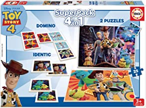Educa Borrás - Toy Story 4 Superpack (18348)