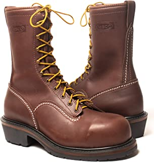 """Wesco Voltfoe Men's Boot EHBR57101270 Height 10"""" 