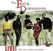 Fifth Dimension - Live! Plus Rare Studio Recordings