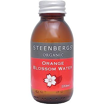 Steenbergs Organic Orange Blossom Flower Water - 100ml