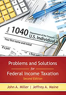 Problems and Solutions for Federal Income Taxation