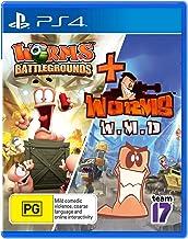 Worms Battleground + Worms WMD (PlayStation 4)
