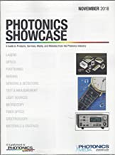Photonics Showcase November 2018: A Guide to Products, Services, Media, and Websites from the Photonics Industry, A Supplement to Photonics Spectra