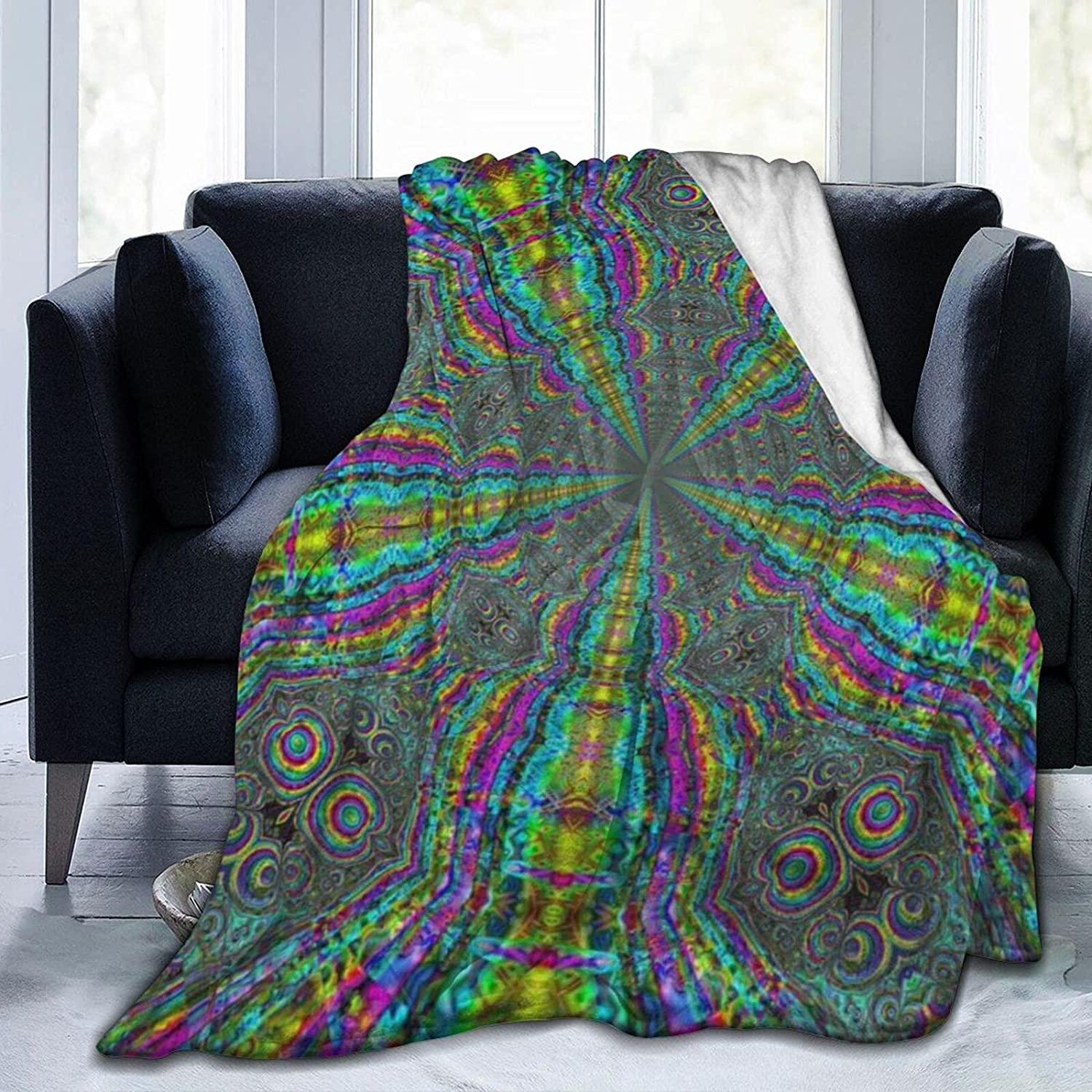 Psychedelic Al sold out. Blanket Super Soft Flannel Throw Ranking TOP2 Lightweight
